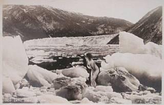 Taku Glacier nude
