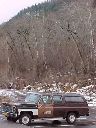 Real Alaskan Suburban